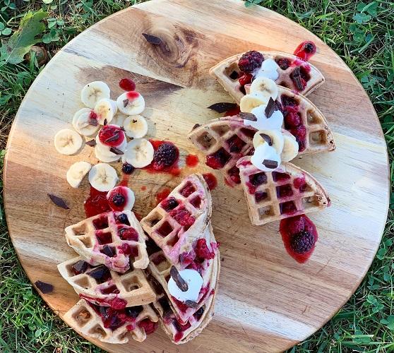 Come Condire e Farcire i Waffle?