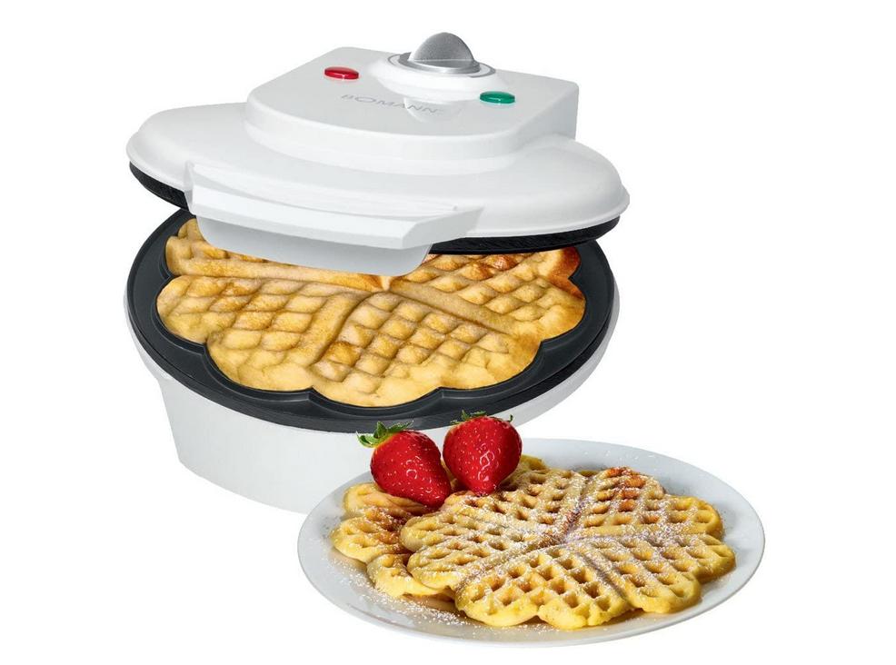 Bomann WA5018 Piastra per Waffle: recensione